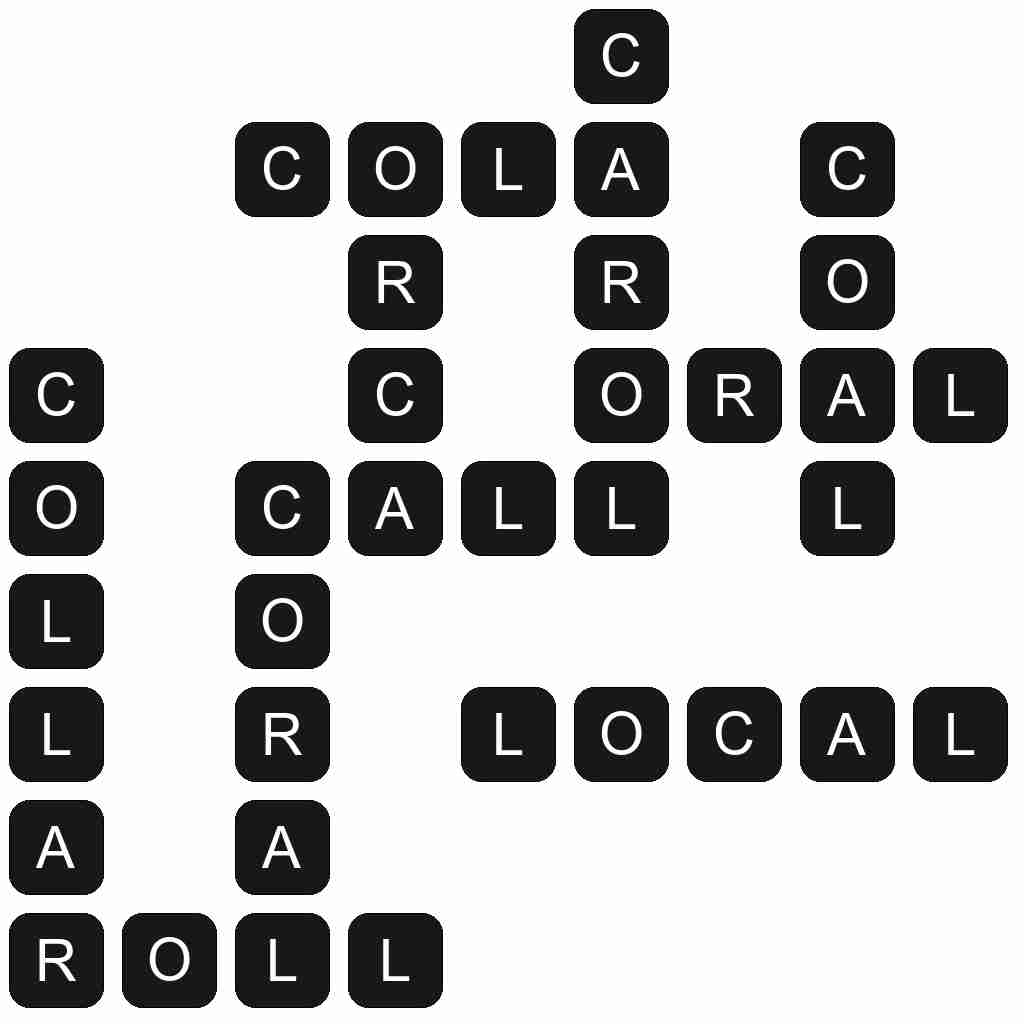 Wordscapes level 1038 answers