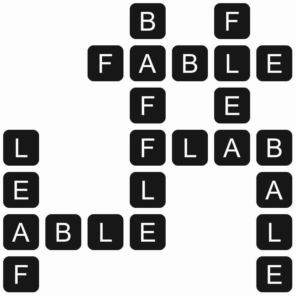 Wordscapes level 1045 answers