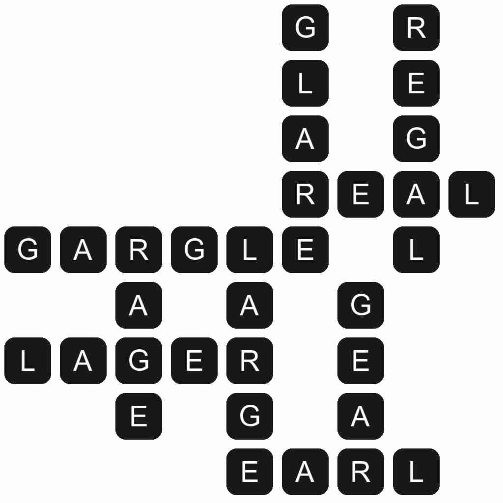 Wordscapes level 1070 answers