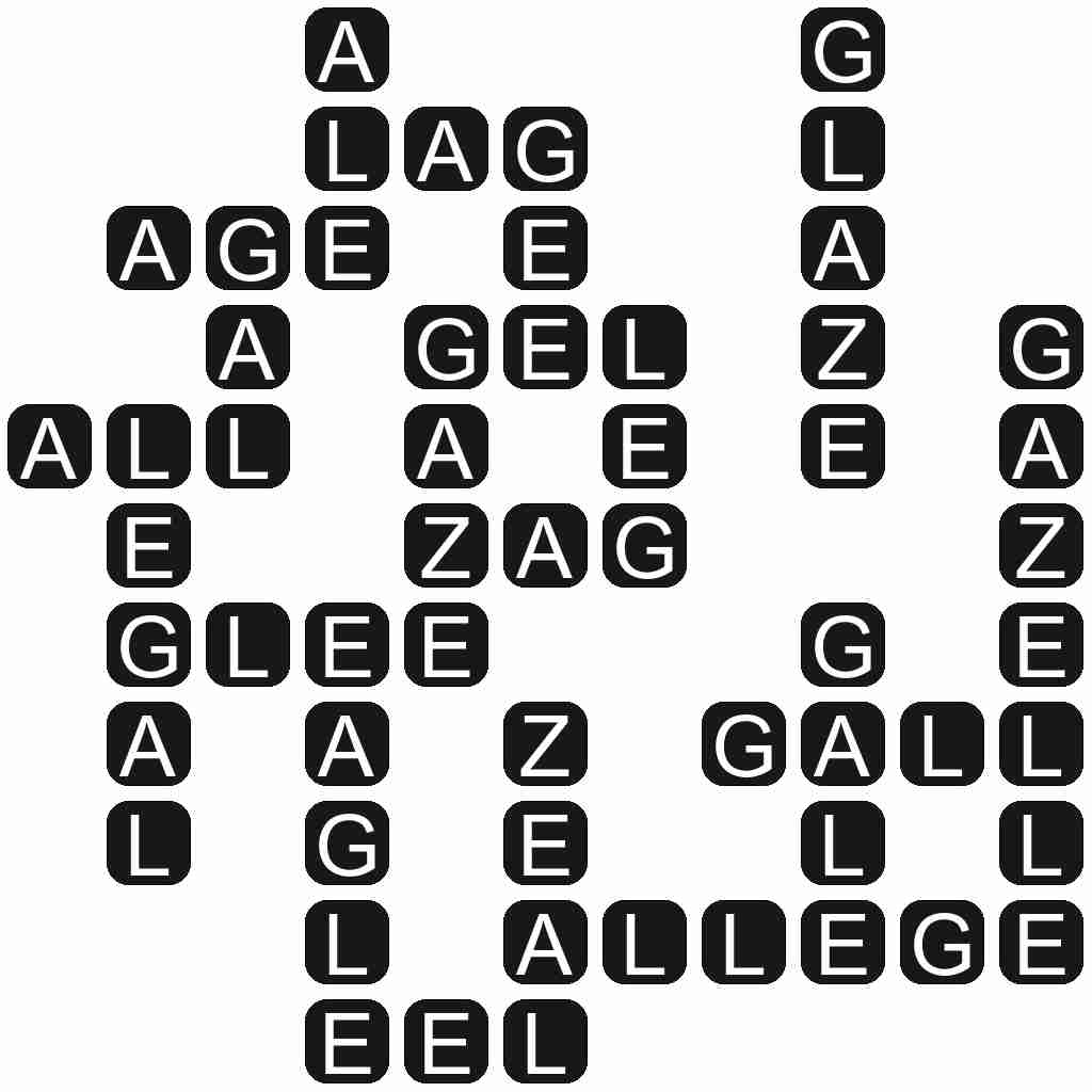 Wordscapes level 1084 answers