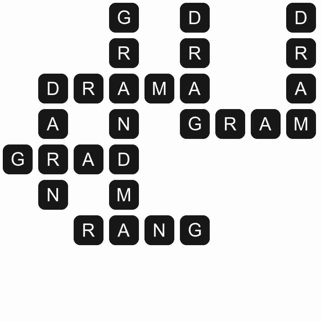 Wordscapes level 1113 answers