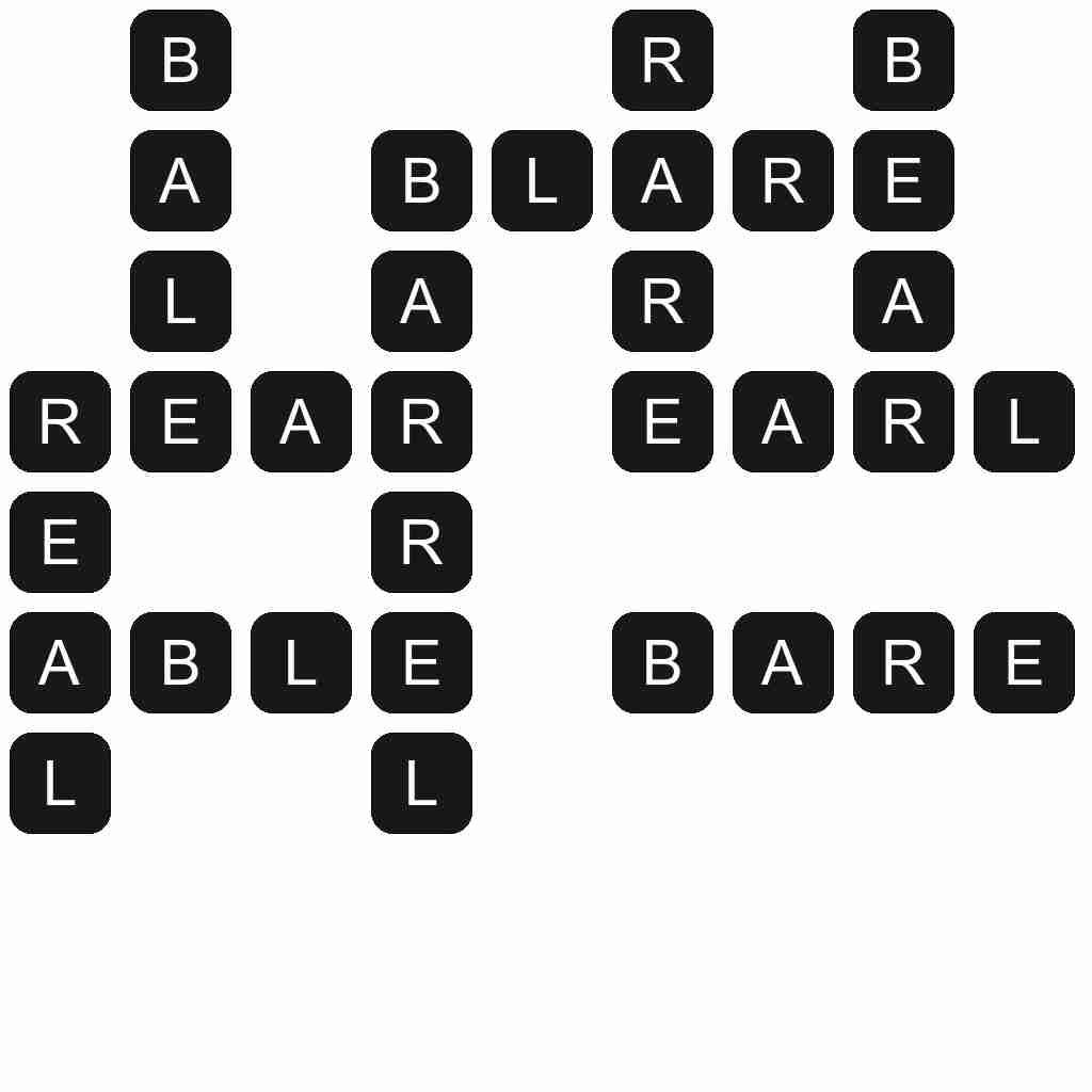 Wordscapes level 1114 answers