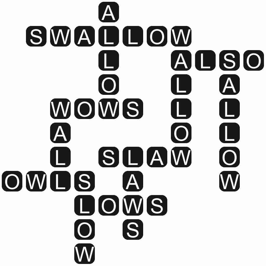Wordscapes level 1140 answers