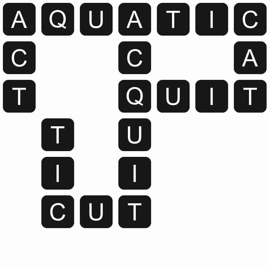 Wordscapes level 1215 answers