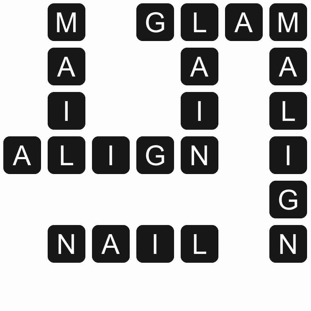 Wordscapes level 1250 answers