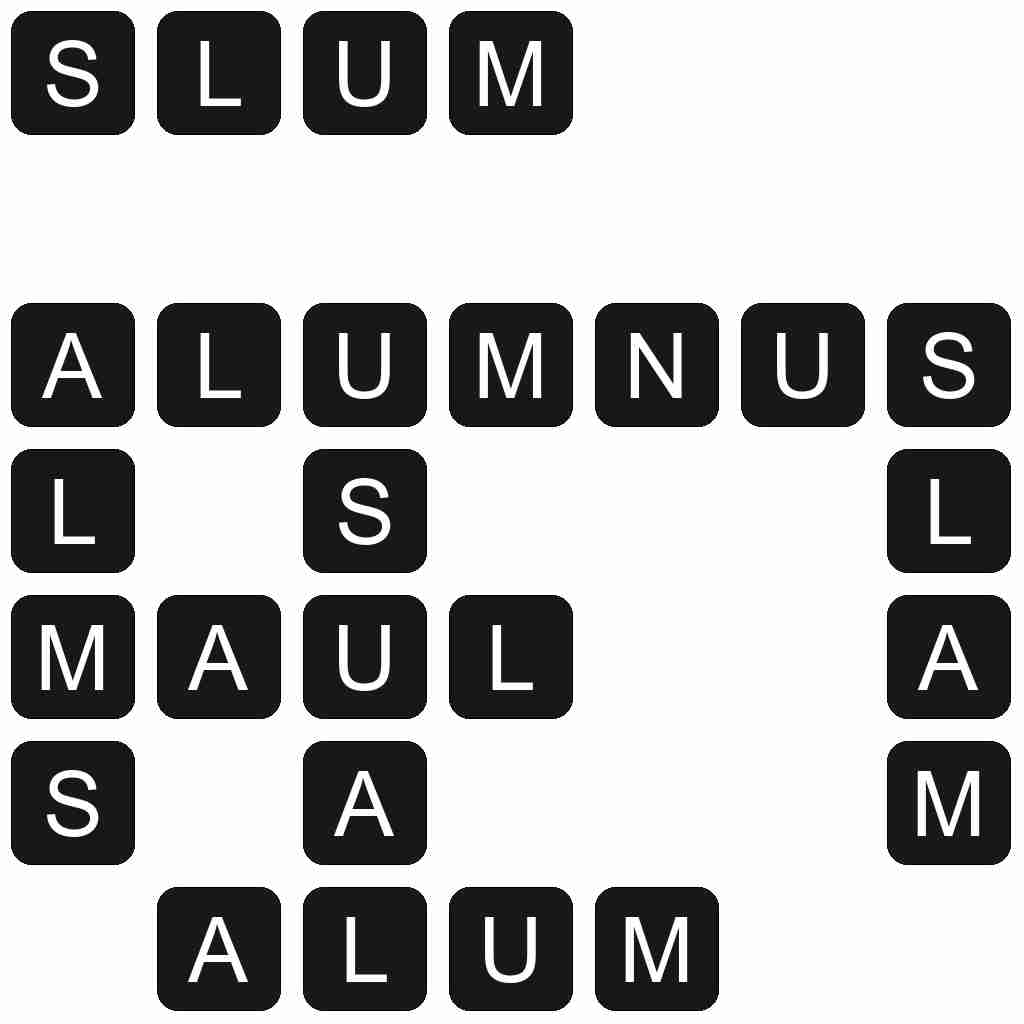 Wordscapes level 1270 answers
