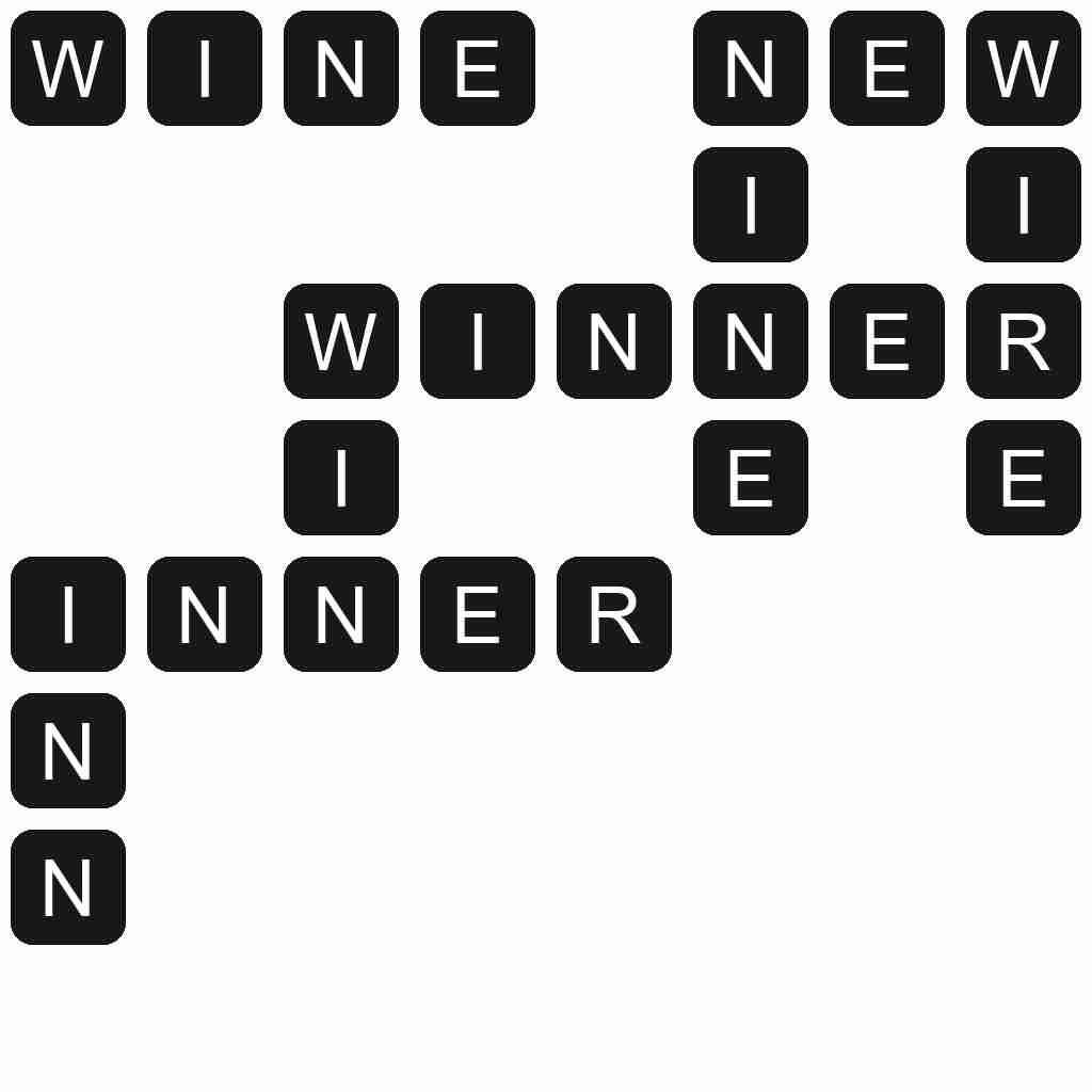 Wordscapes level 128 answers