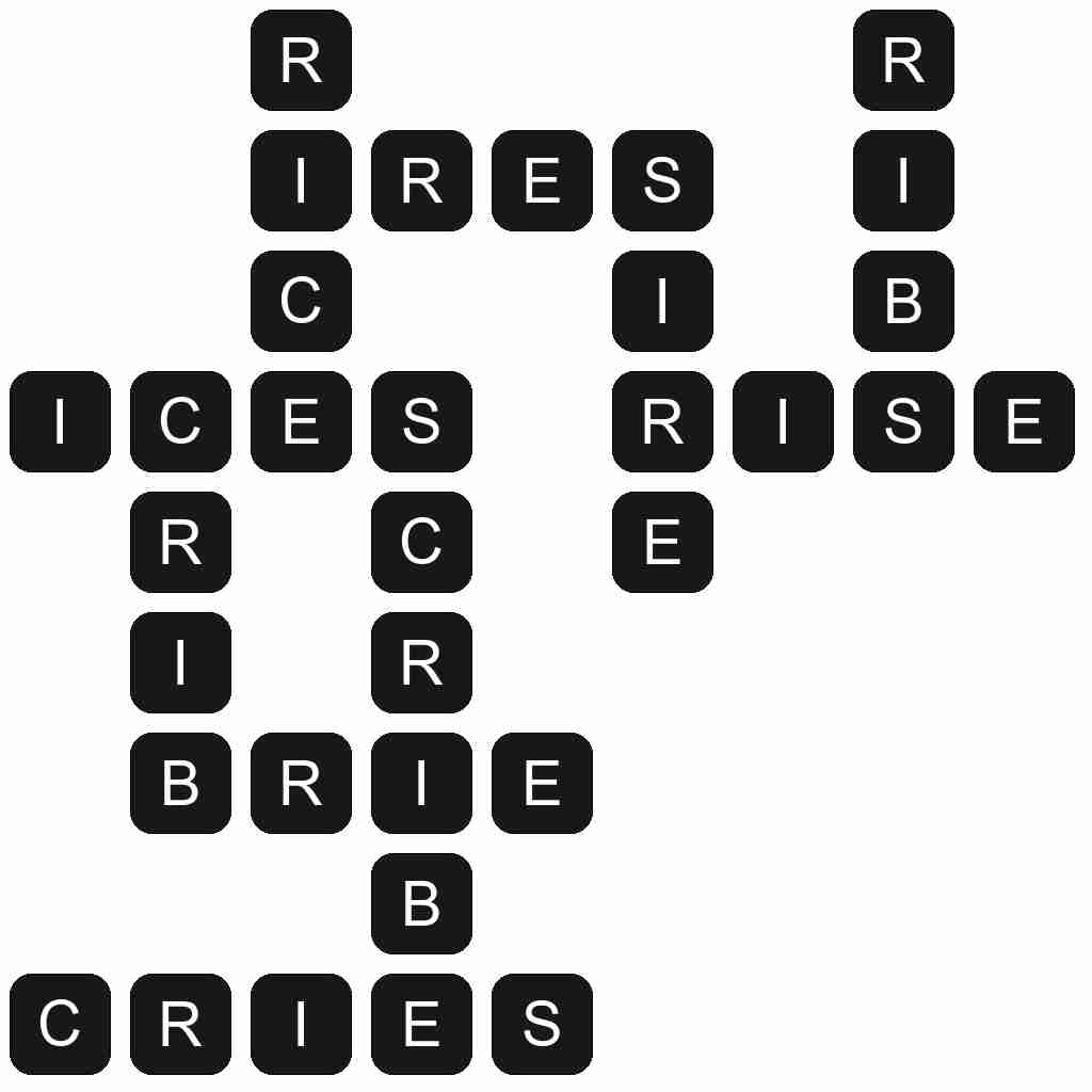 Wordscapes level 1338 answers
