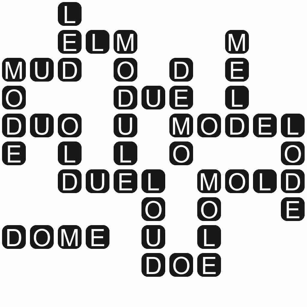 Wordscapes level 134 answers