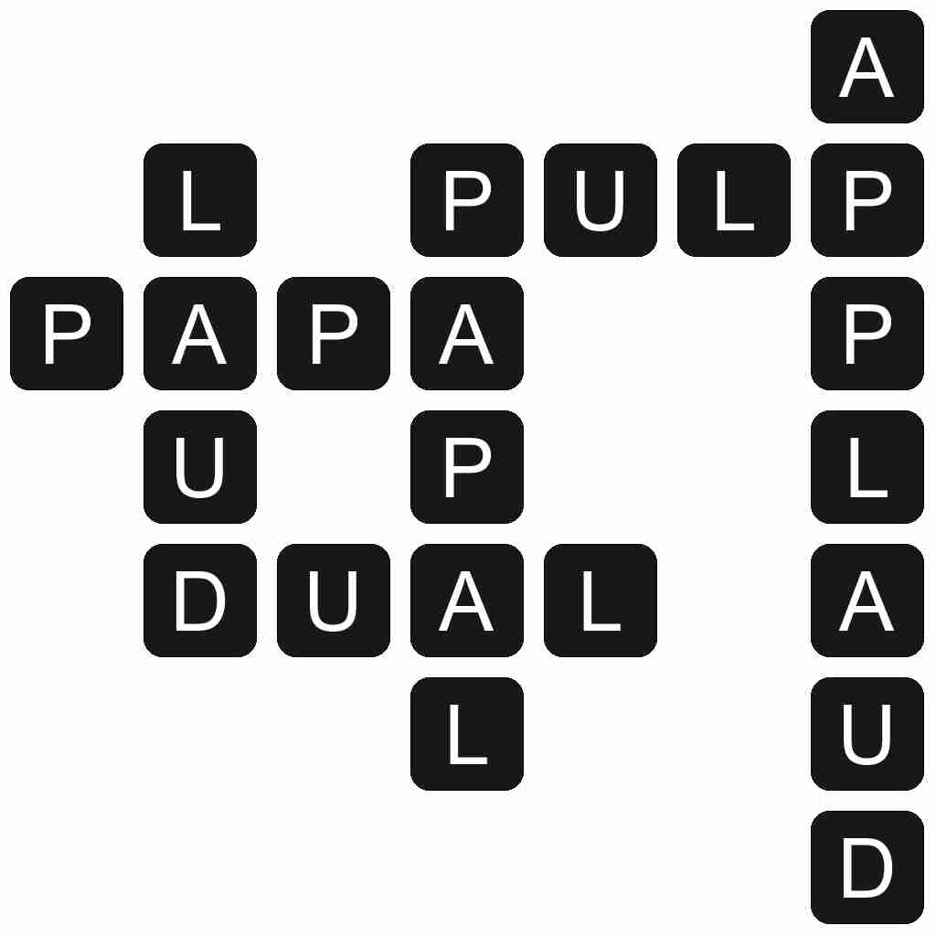 Wordscapes level 1363 answers