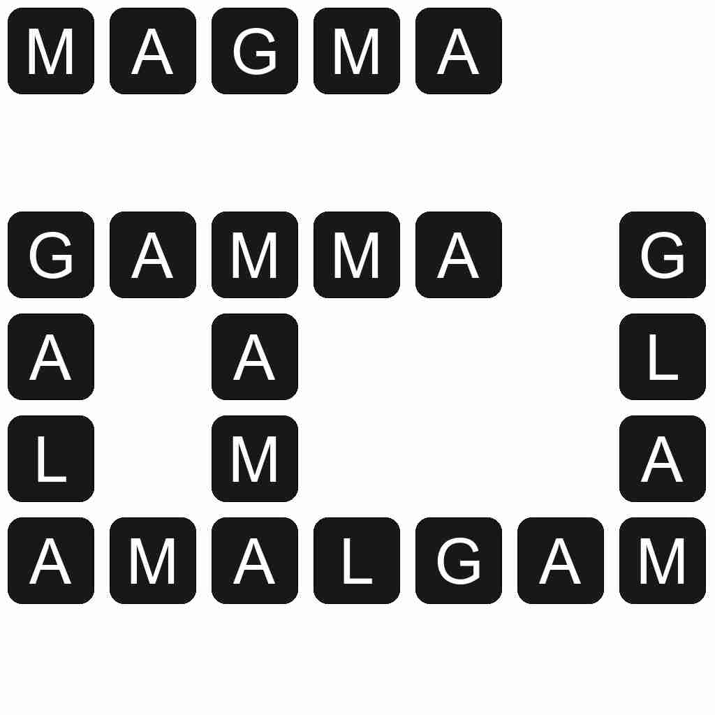 Wordscapes level 1380 answers