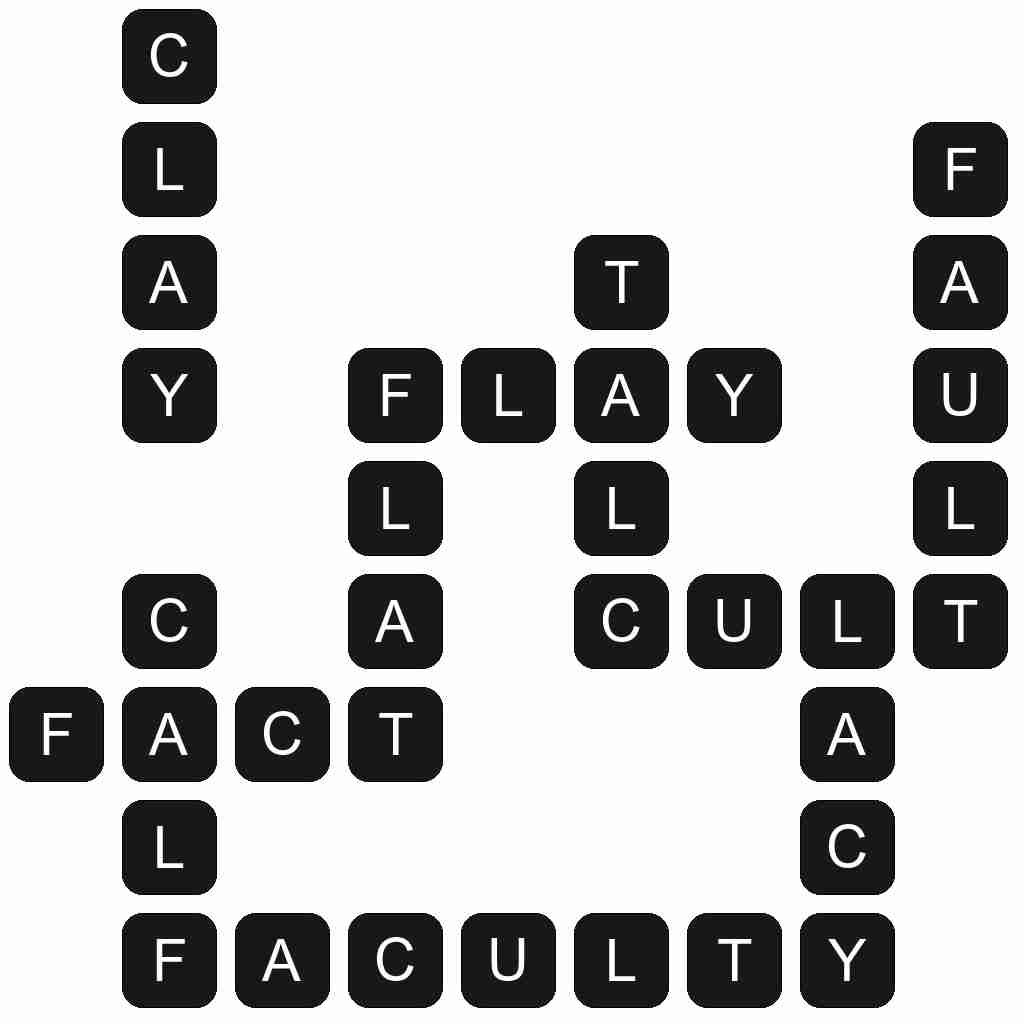 Wordscapes level 1416 answers