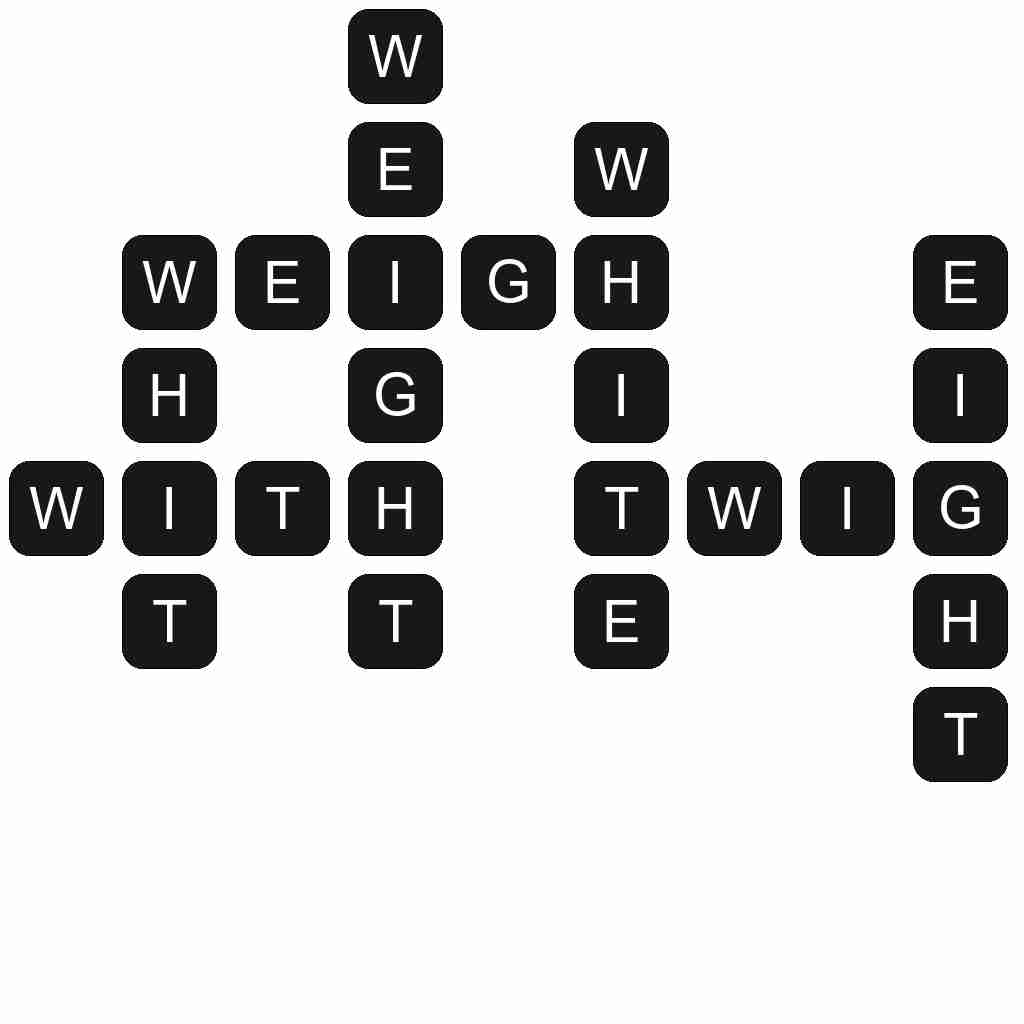 Wordscapes level 1425 answers