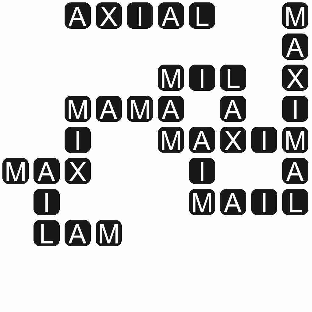Wordscapes level 1431 answers