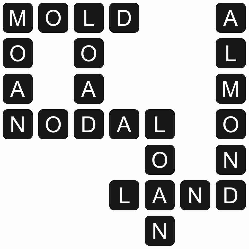 Wordscapes level 1479 answers