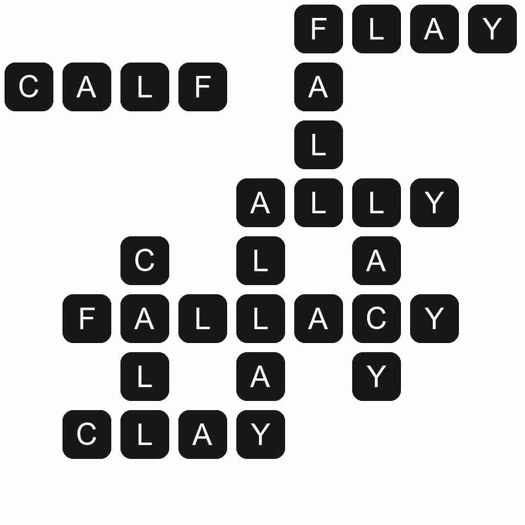 Wordscapes level 1570 answers
