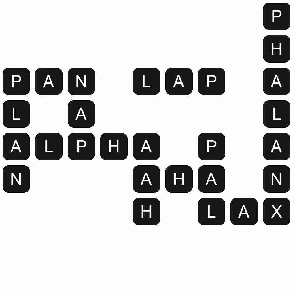 Wordscapes level 1606 answers