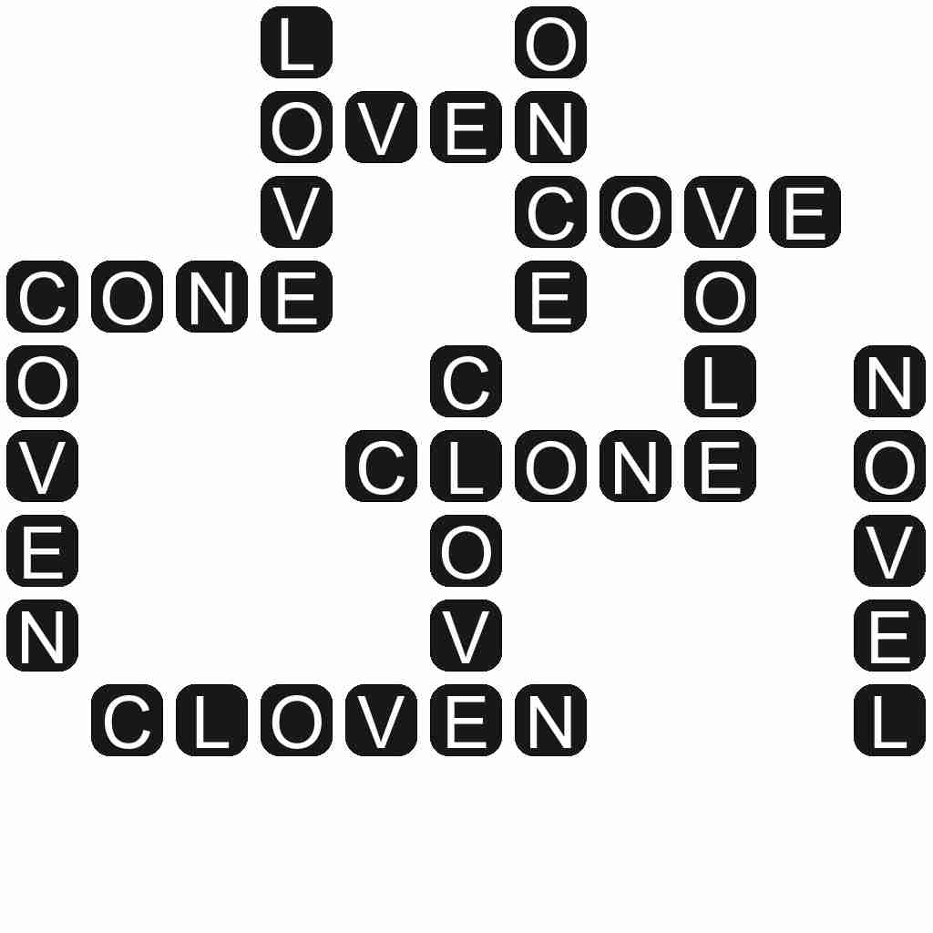 Wordscapes level 1668 answers