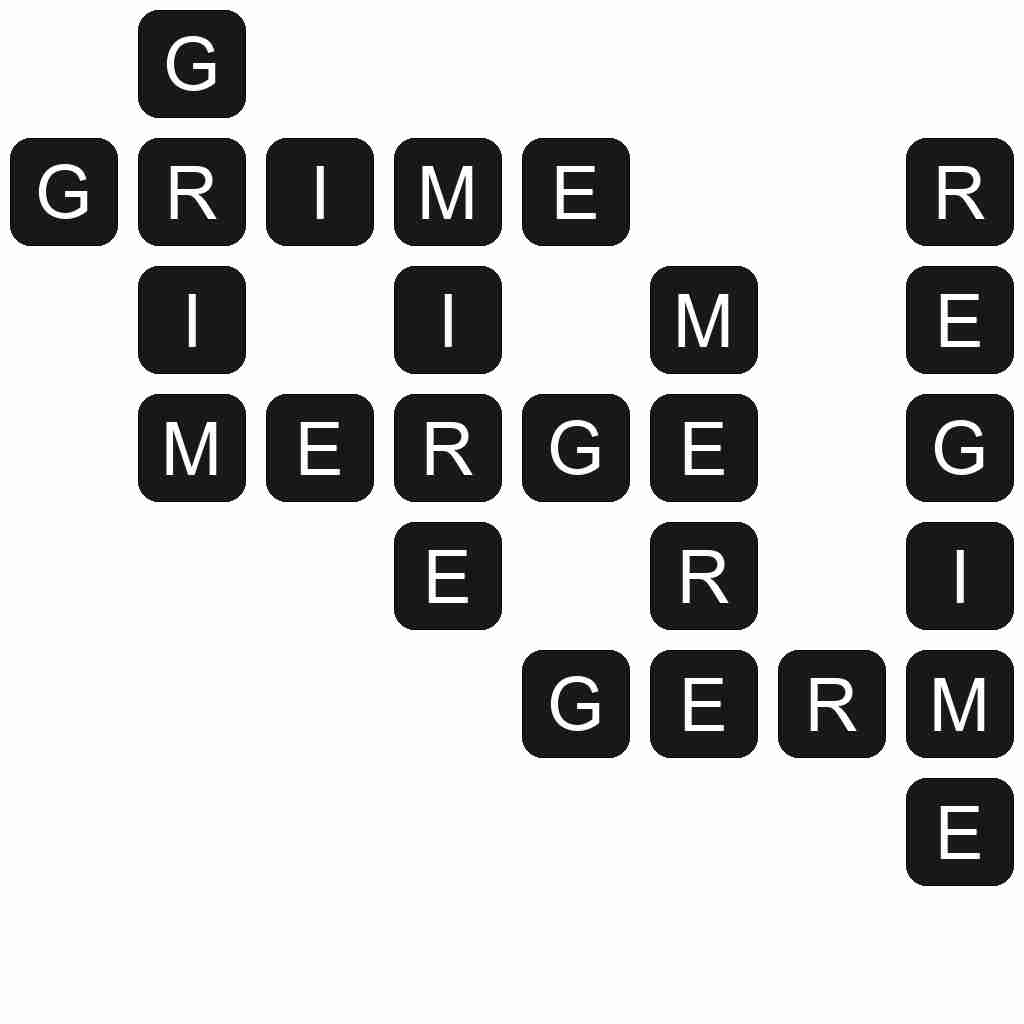 Wordscapes level 1671 answers