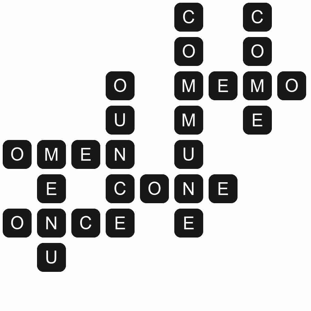 Wordscapes level 1692 answers