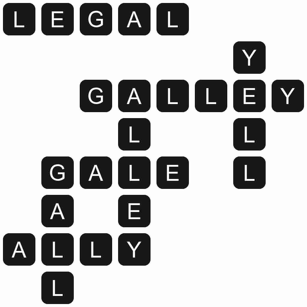 Wordscapes level 1821 answers