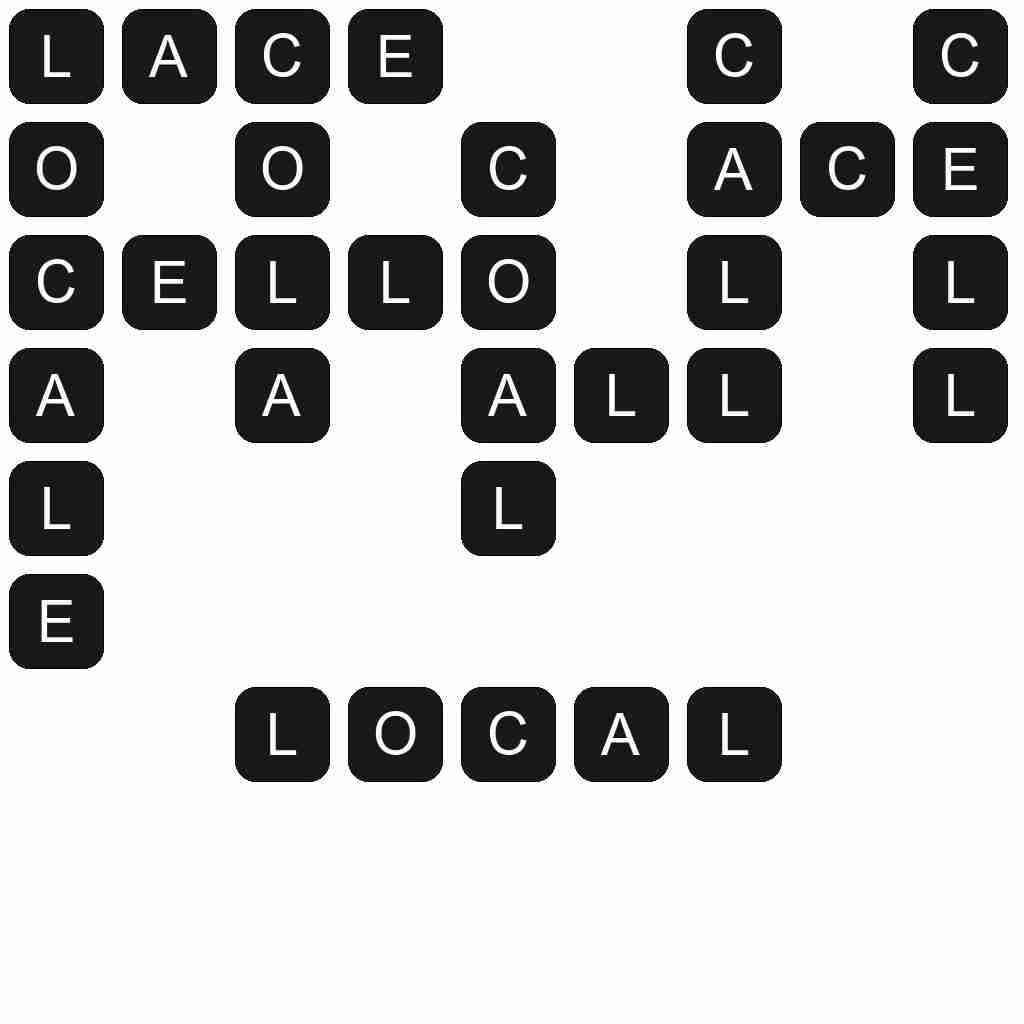 Wordscapes level 194 answers