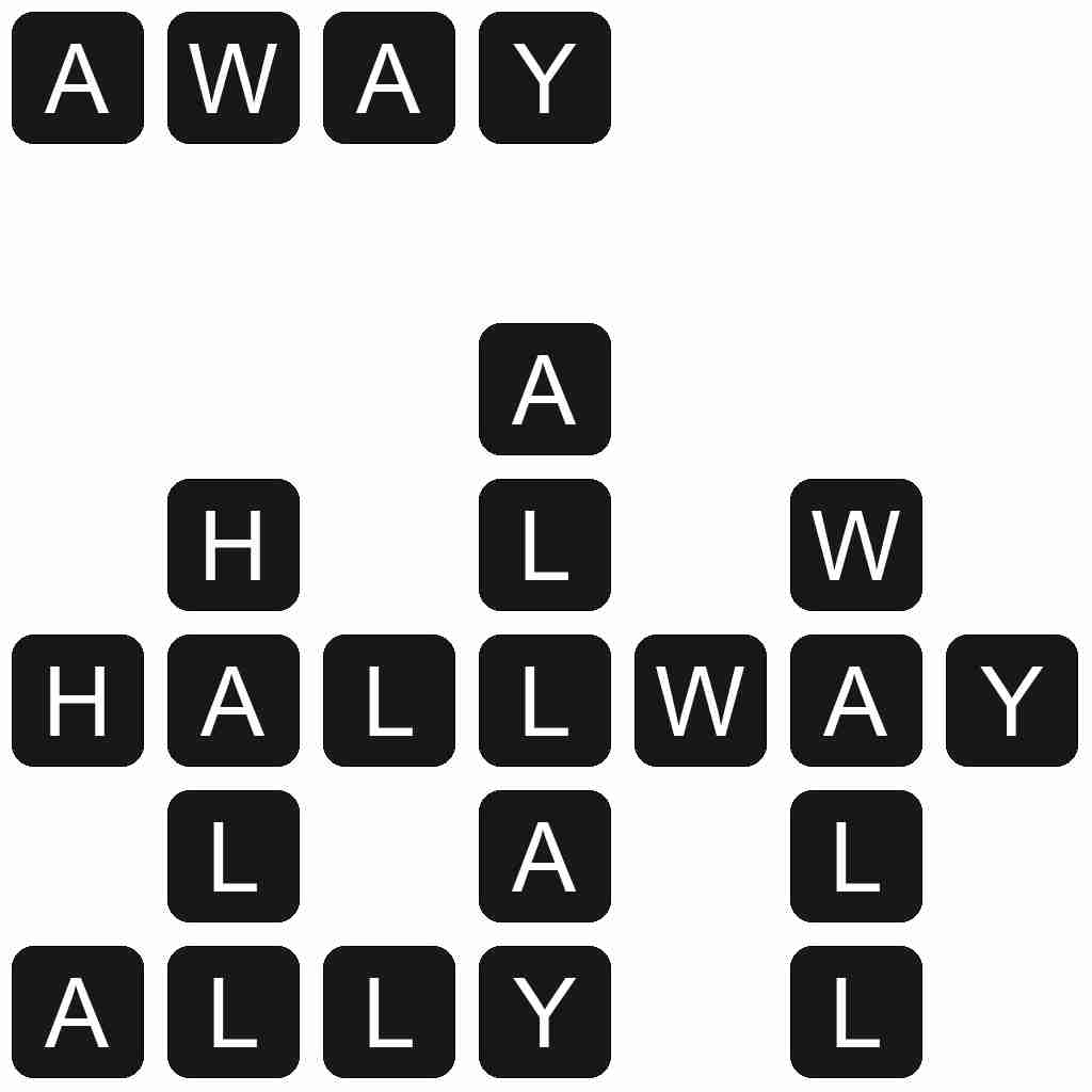 Wordscapes level 1953 answers