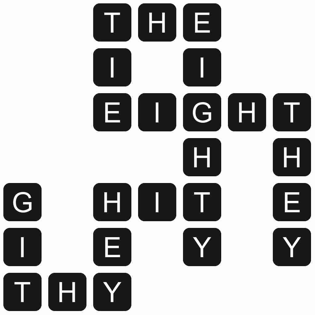 Wordscapes level 197 answers