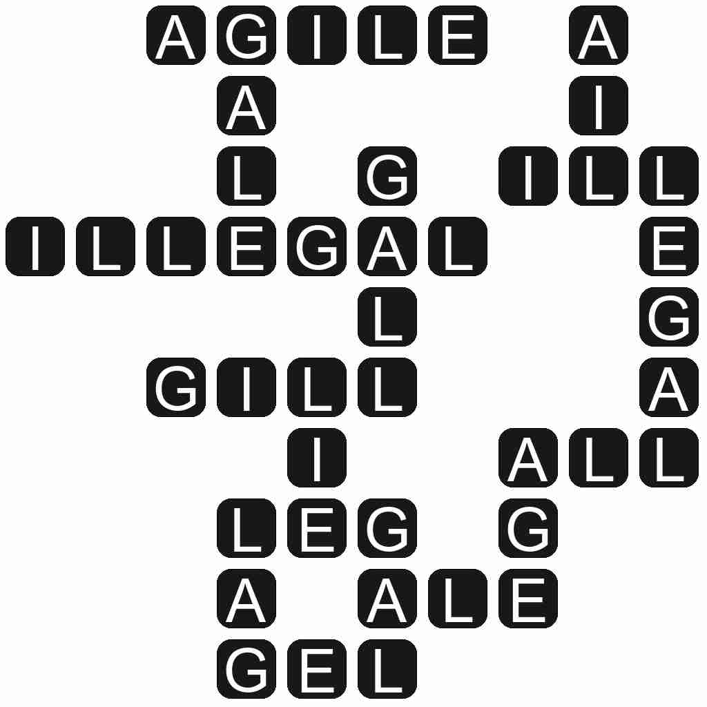 Wordscapes level 2015 answers