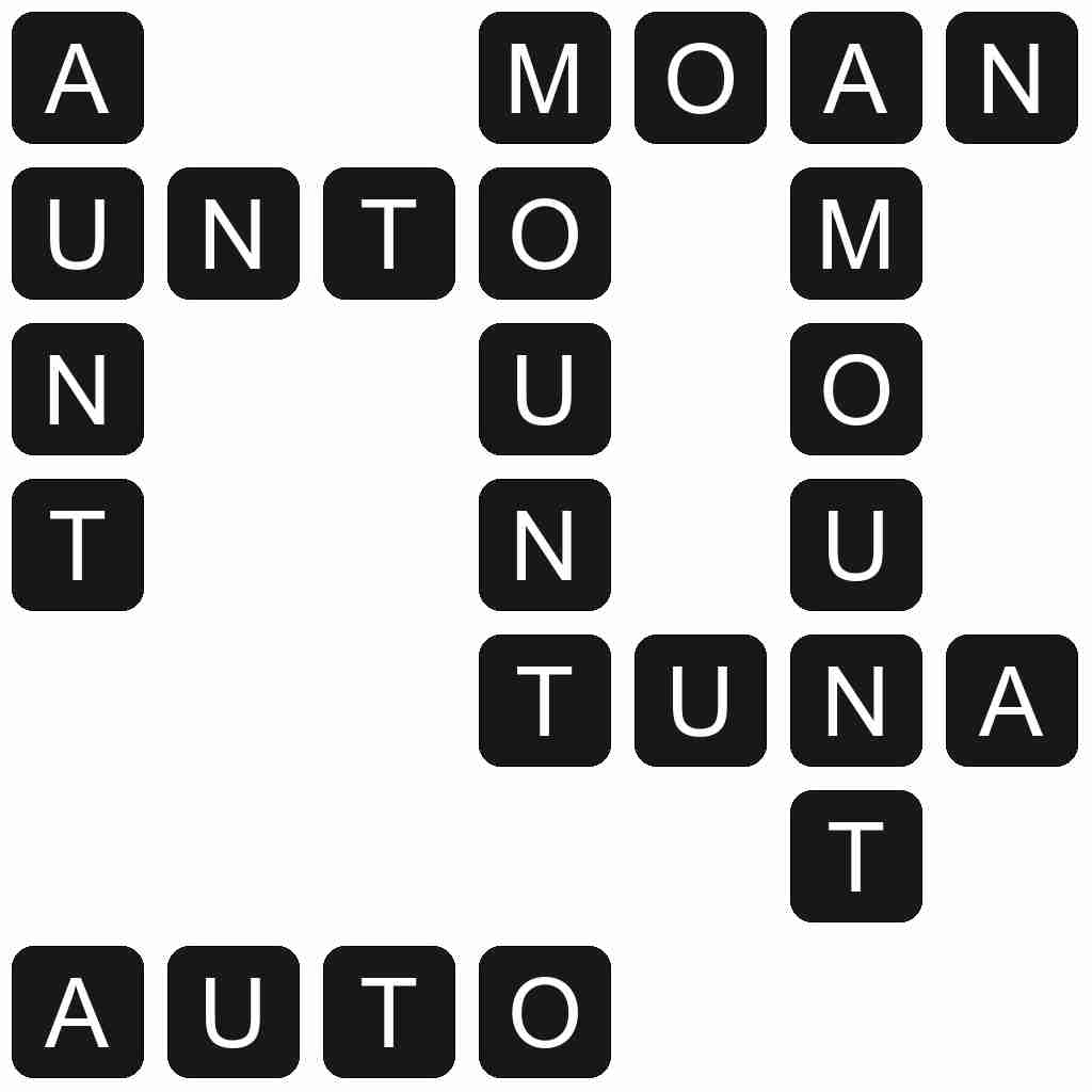 Wordscapes level 2041 answers