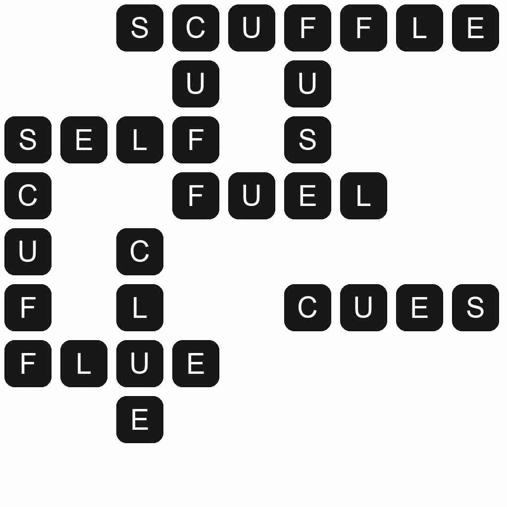 Wordscapes level 2072 answers