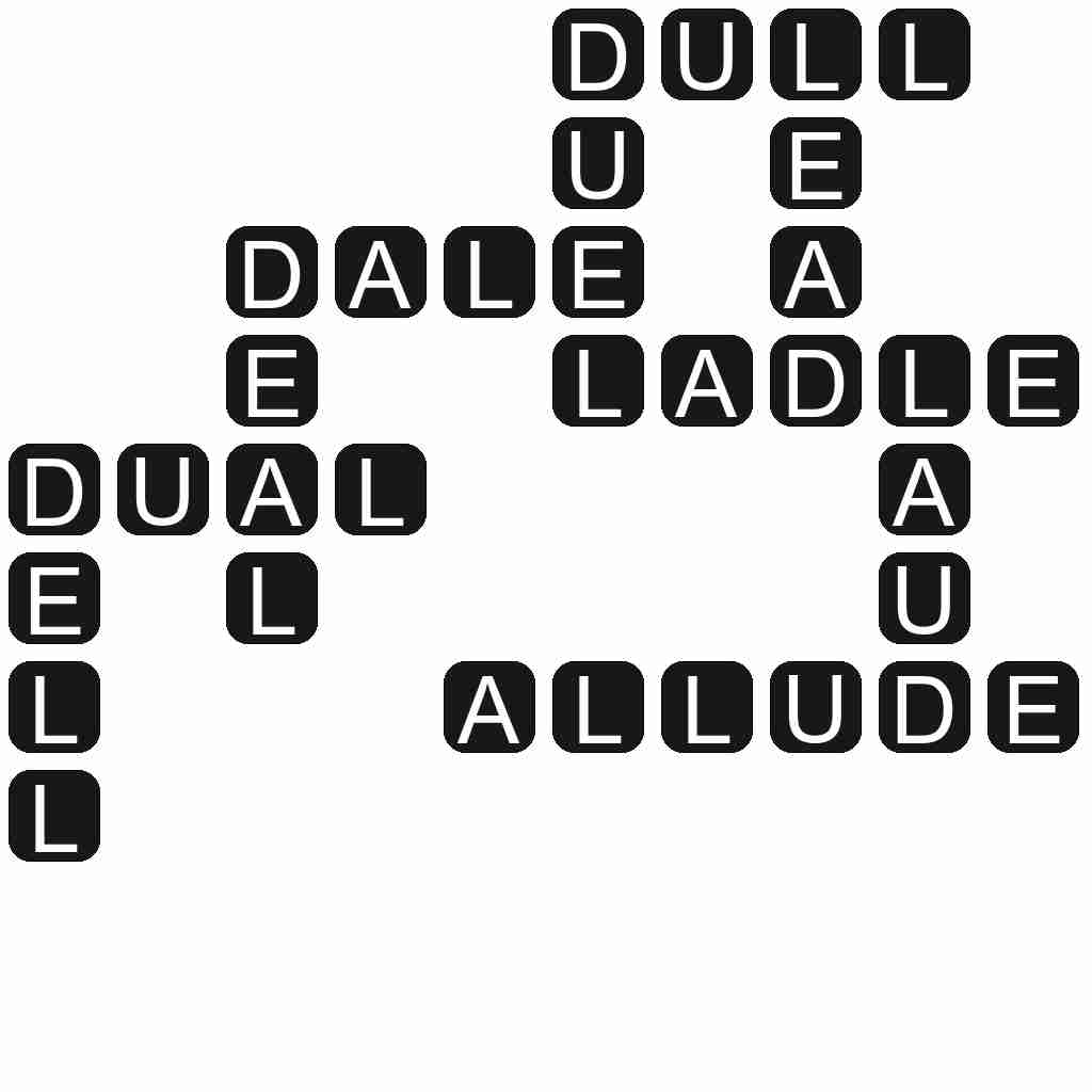 Wordscapes level 2084 answers