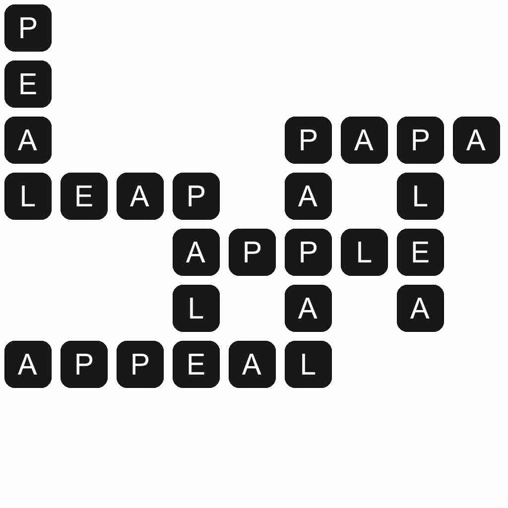 Wordscapes level 2085 answers