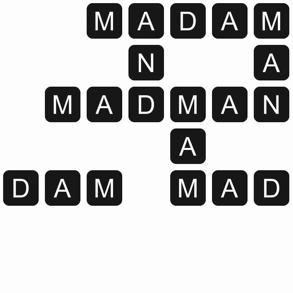 Wordscapes level 2087 answers