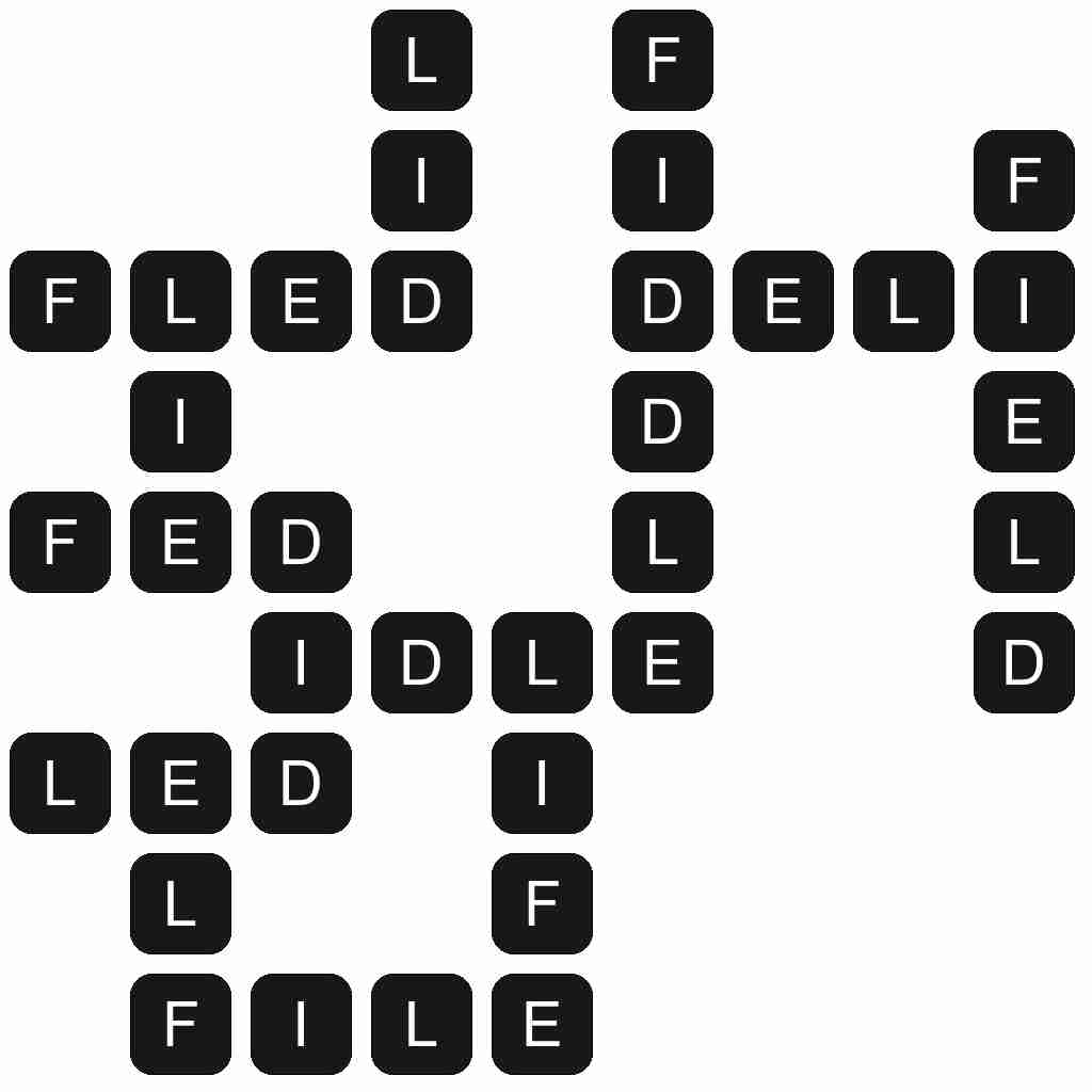Wordscapes level 2095 answers