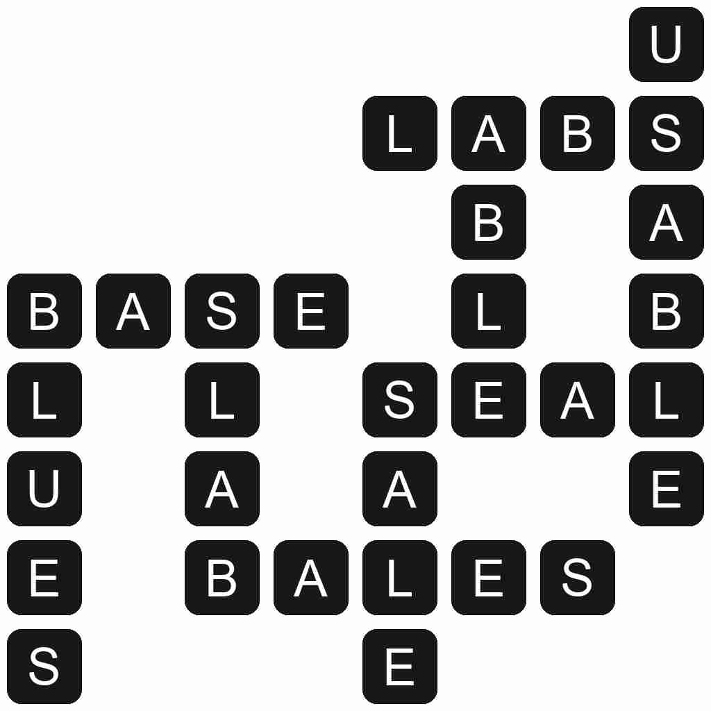 Wordscapes level 211 answers
