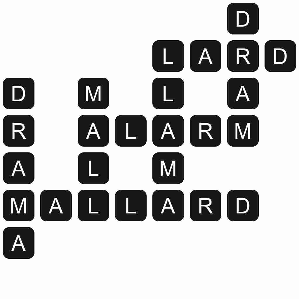 Wordscapes level 2130 answers