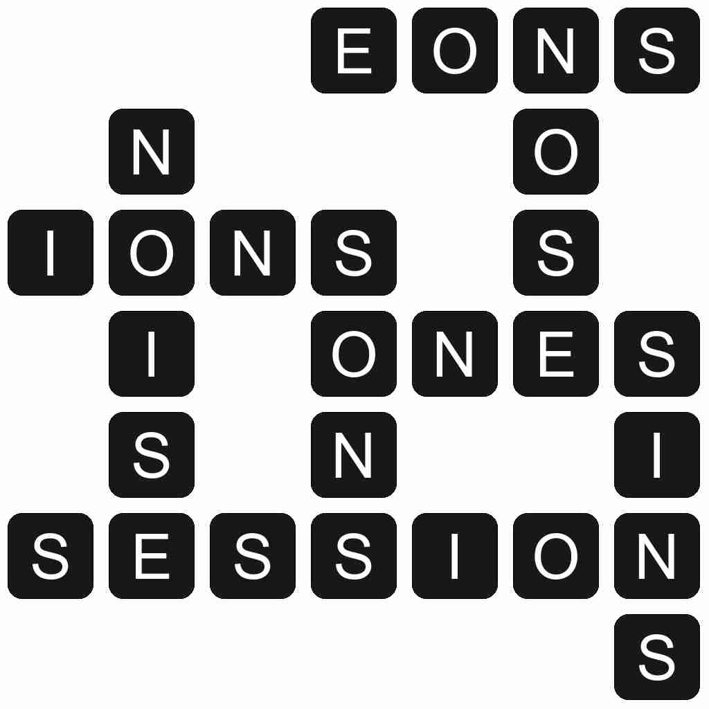 Wordscapes level 2178 answers