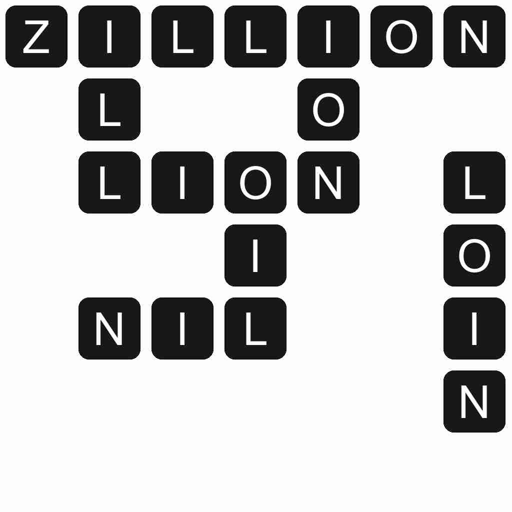 Wordscapes level 2243 answers