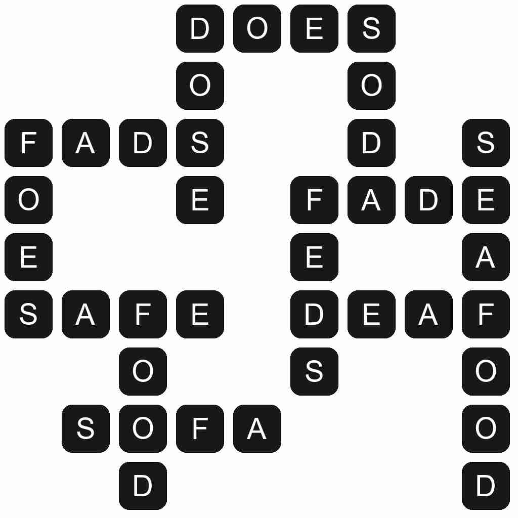 Wordscapes level 2274 answers