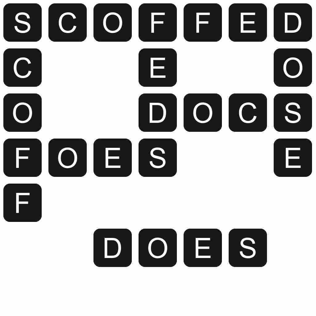 Wordscapes level 2387 answers