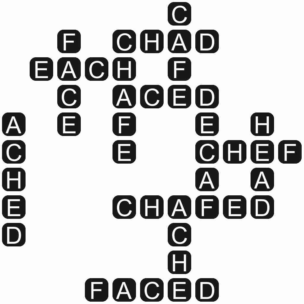 Wordscapes level 2392 answers