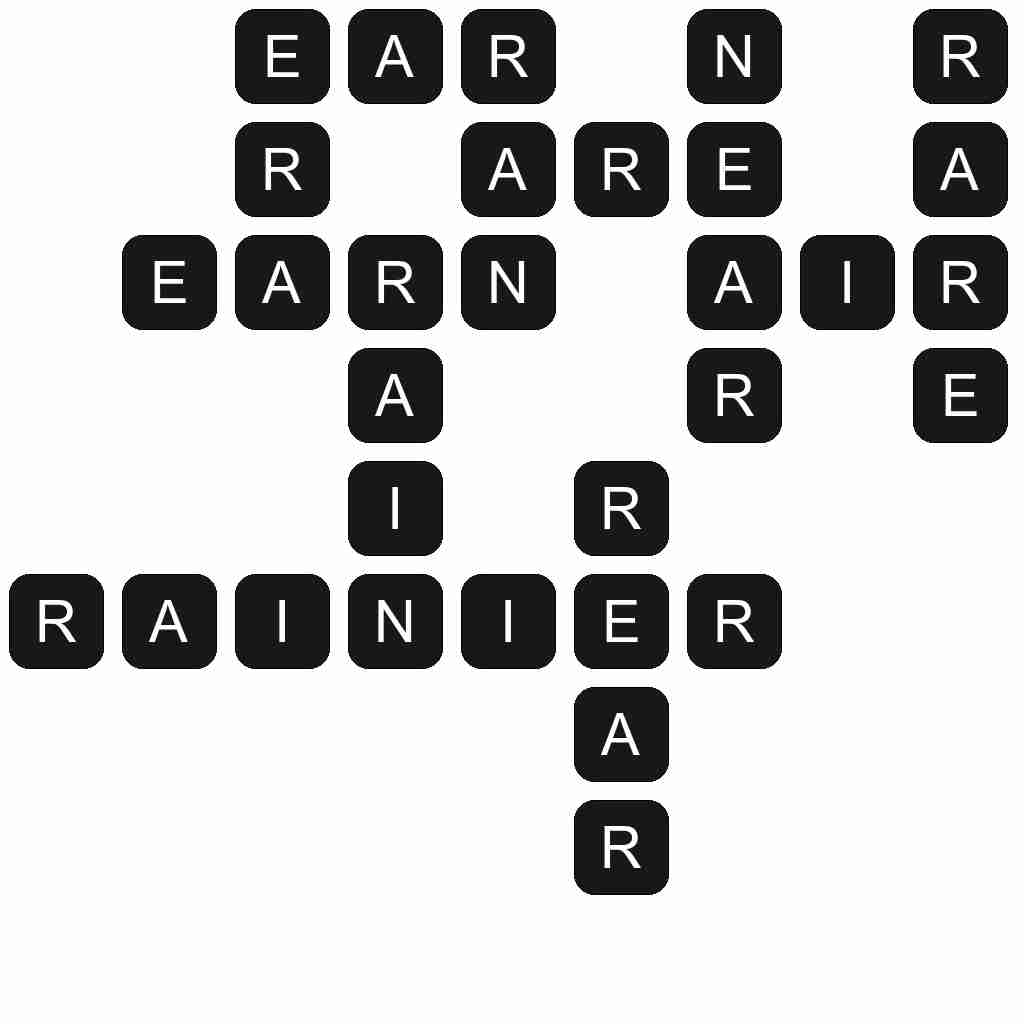 Wordscapes level 2415 answers