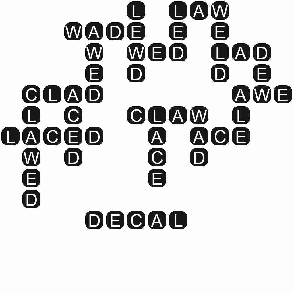Wordscapes level 2425 answers