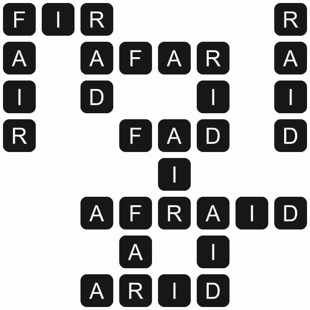 Wordscapes level 2429 answers