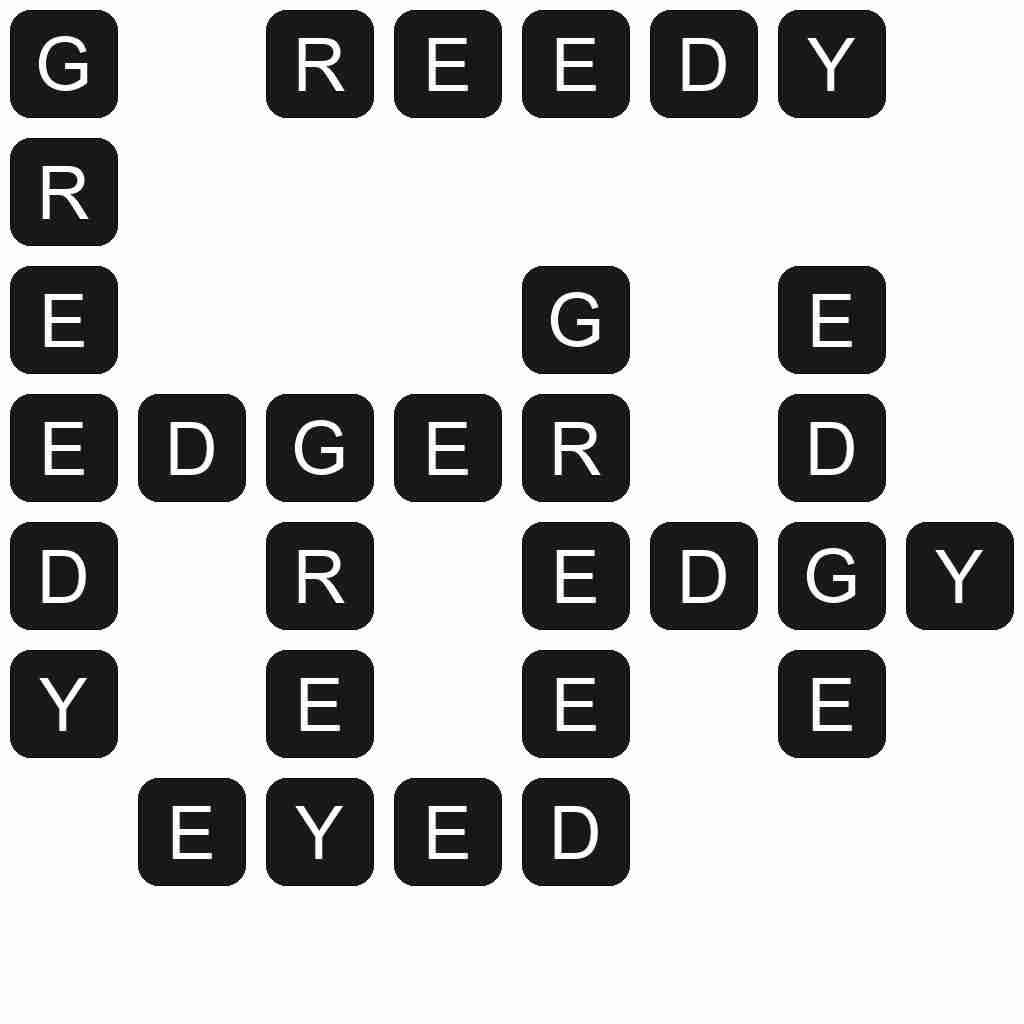 Wordscapes level 2434 answers