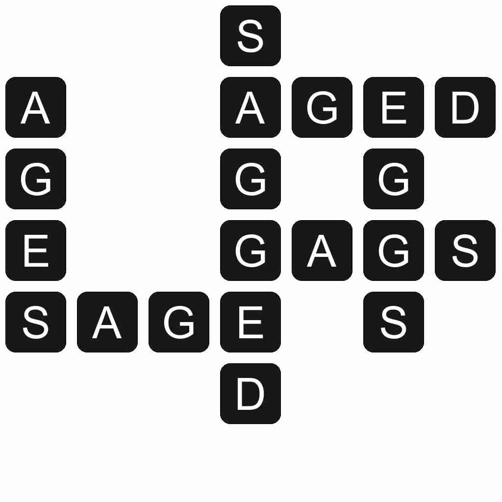 Wordscapes level 2445 answers