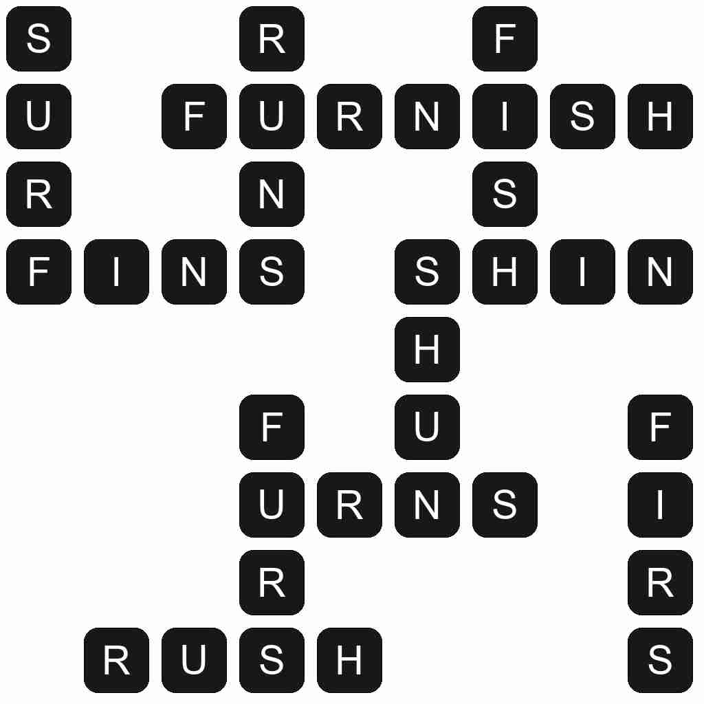 Wordscapes level 2458 answers