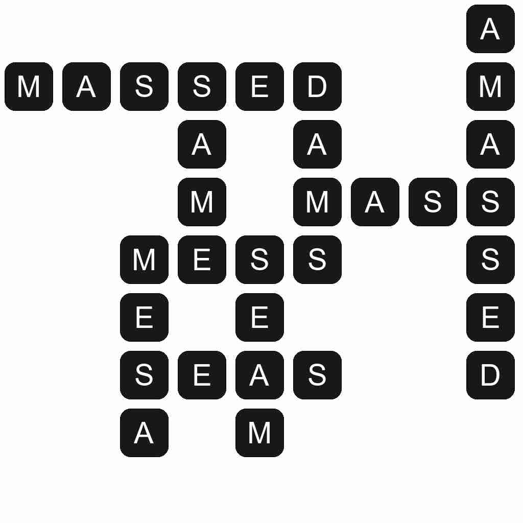 Wordscapes level 2476 answers