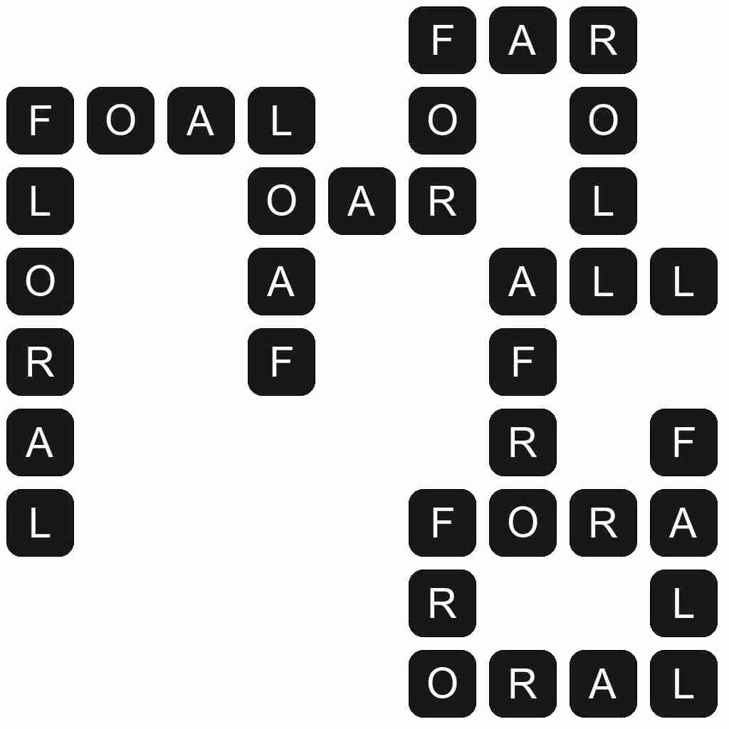 Wordscapes level 2483 answers